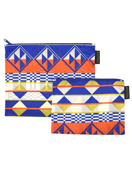 PENDLETON PACK ZIP POUCH SOUTHERN HIGHLANDS【GF431-5444-MULTI COLOR】