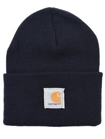 CARHARTT ACRYLIC WATCH HAT【A18-NVY-NAVY】