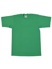 PRO CLUB HEAVY WEIGHT S/S TEE-KELLY GREEN【PRC1X-HWTST-KGN-KERRY GREEN】
