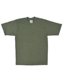 PRO CLUB HEAVY WEIGHT S/S TEE-OLIVE【PRC1X-HWTST-OLV-OLIVE】