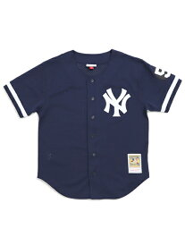 【送料無料】MITCHELL & NESS AUTHENTIC MESH BP-RIVERA 99 #42 YANKEES【ABBFGS18009-NAVY】