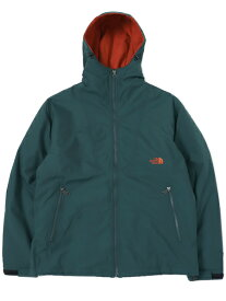 【送料無料】THE NORTH FACE COMPACT NOMAD JACKET【NP71933-PP-GREEN】