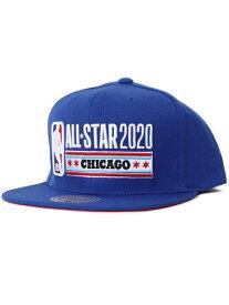MITCHELL & NESS 2020 STARS SNAPBACK ALL-STAR【6HSSJS19059-BLUE】