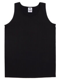 PRO CLUB HEAVY WEIGHT TANK TOP【PRC-111-BLK-BLACK】