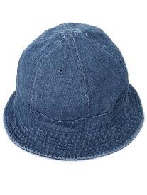 NEW HATTAN DENIM BELL HAT【NH-1548DB-DARK BLUE】