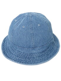 NEW HATTAN DENIM BELL HAT【NH-1548LB-LIGHT BLUE】