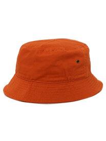 NEW HATTAN COTTON HAT【NH-1500OR-ORANGE】