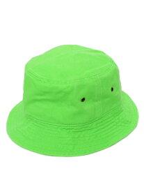 NEW HATTAN COTTON HAT【NH-1500NG-NEON GREEN】