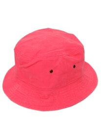 NEW HATTAN COTTON HAT【NH-1500NP-NEON PINK】