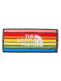 THE NORTH FACE BABY MT.RAINBOW TOWEL M【NNB01906-MA-MULTI COLOR】