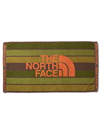 THE NORTH FACE BABY MT.RAINBOW TOWEL L【NNB01907-MB-MULTI COLOR】