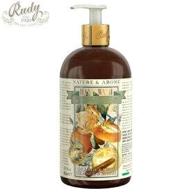 Rudy ルディ ナチュール&アロマアポセカリーシリーズ Hand Wash ハンドウォッシュ ORANGE&SPICE オレンジ&スパイス 300ml NATURE&AROME APOTHECARY
