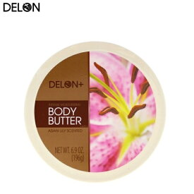 DELON デロン ボディバター アジアンリリー Body Butter ASIAN LILY 200ml