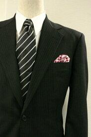 ◆【E-7】ポケットチーフ 挿すだけ 台紙 フィックスポン パッフド2【ホワイト】【レッド】【千鳥柄】fixpon 差し込み式 送別 卒業式 入学式 入社式 結婚式 ブライダル パーティー ギフト 冠婚葬祭