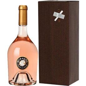 【送料無料】 ミラヴァル・ロゼ ギフト (ロゼ1) 父の日 ワイン ギフト 結婚祝 誕生日 開店祝 金箔 スパークリング お酒 女性 男性 プレゼント