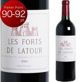 [2011] レ・フォール・ド・ラトゥール [Les Forts de Latour]  ( フランス ボルドー ポイヤック ) ワイン 赤ワイン