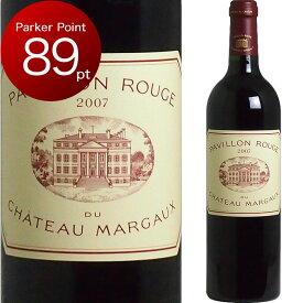 [2007] パヴィヨン・ルージュ・ドゥ・シャトー・マルゴー [Pavillon Rouge du Chateau Margaux]