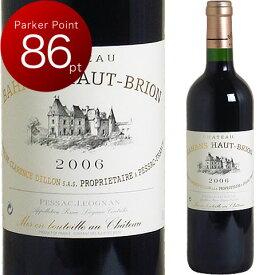 [2006] バアン=オーブリオン [Chateau Bahans Haut Brion] ※ラベル不良