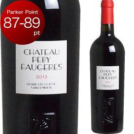 [2013] ペビー・フォージェール [Peby Faugeres] フランス ボルドー サンテミリオン ワイン 赤ワイン