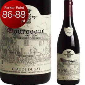 [2013] ブルゴーニュ ルージュ ドメーヌ・クロード・デュガ [Bourgogne Rouge Claude Dugat]