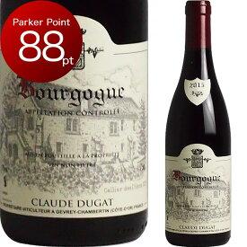[2015] ブルゴーニュ ルージュ ドメーヌ・クロード・デュガ [Bourgogne Rouge Claude Dugat]