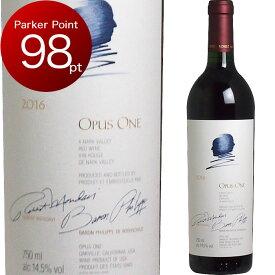 [2016] オーパス・ワン [Opus One] 750ml(アメリカ カリフォルニア) 赤ワイン