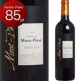[2016] シャトー・モン・ペラ [Chateau Mont-Perat] ( フランス ボルドー ) ワイン 白ワイ] ( フランス ボルドー プルミエ・コート・ド・ボルドー ) ワイン 赤ワイン