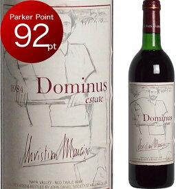 [1984] ドミナス [Dominus] ( アメリカ ナパヴァレー ) ワイン 赤ワイン 【L】