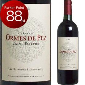 [2006] シャトー・オルム・ド・ペズ [Chateau Ormes de Pez] ( フランス ボルドー サンテステフ ) ワイン 赤ワイン