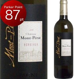 [2016] シャトー・モン・ペラ ブラン [Chateau Mont-Perat Blanc] ( フランス ボルドー ) ワイン 白ワイン