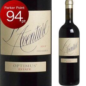 [2012] ラヴァンチュール オプティマス エステート [L'Aventure Optimus Estate] ( アメリカ カリフォルニア )ワイン 赤ワイン