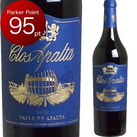 [2015] ラポストール クロ・アパルタ [Clos Apalta] チリ 赤ワイン