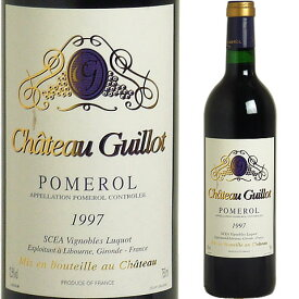 [1997] シャトー・ギヨ [Chateau Guillot] [old]