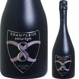 [2003] シャンパーニュ インフィニット・エイト ブリュット・ミレジム [Champagne Infinite Eight Brut Millesimes]
