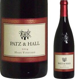 [2014] ハイド・ヴィンヤード ピノ・ノワール パッツ・アンド・ホール [Hyde Vineyards Pinot Noir Patz And Hall]