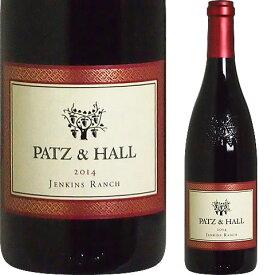 [2014] ジェンキンス・ランチ ピノ・ノワール パッツ・アンド・ホール [Jenkins Ranch Pinot Noir Patz & Hall]