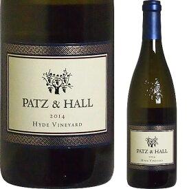 [2014] ハイド・ヴィンヤード シャルドネ パッツ・アンド・ホール [Hyde Vineyard Chardonnay Patz & Hall] ( アメリカ カリフォルニア ) ワイン 赤ワイン