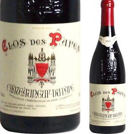 [2004] シャトーヌフ・デュ・パプ ルージュ クロ・デ・パプ(ポール・アヴリル) [Chateauneuf Du Pape Rouge Clos Des Papes]