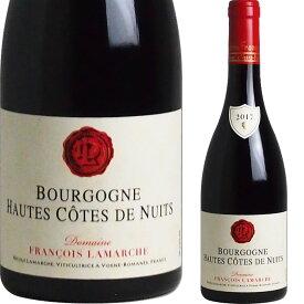 [2017] オート・コート・ド・ニュイ ドメーヌ・フランソワ・ラマルシュ [Bourgogne Hautes Cotes de Nuits Domaine Francois Lamarche]( フランス ブルゴーニュ ) ワイン 赤ワイン