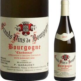 [2014] ブルゴーニュ・ブラン ポール・ガローデ [Bourgogne Chardonnay Paul Garaudet]