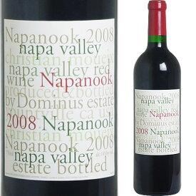 [2008] ナパヌック [Napanook] ( アメリカ ナパヴァレー ) ワイン 赤ワイン