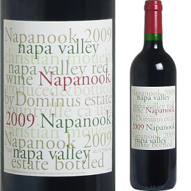 [2009] ナパヌック [Napanook] ( アメリカ ナパヴァレー ) ワイン 赤ワイン
