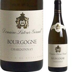 [2012] ブルゴーニュ・シャルドネ ラトゥール・ジロー [Bourgogne Chardonnay Domaine Latour Giraud]