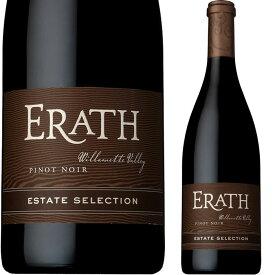 [2015] エステート セレクション ピノ ノワール イーラス [Estate Selection Pinot Noir Erath Willamette Valley](アメリカ/オレゴン) ワイン 赤ワイン
