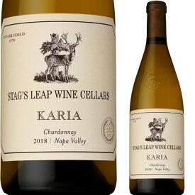 [2018] カリア シャルドネ スタッグス・リープ・ワイン・セラーズ [Karia Chardonnay Stag's Leap Wine Cellars]