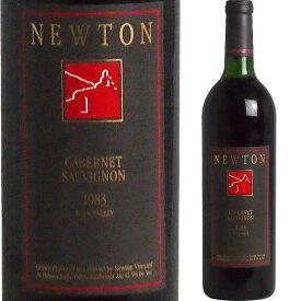[1983] ニュートン カベルネ・ソーヴィニヨン [Newton Cabernet Sauvignon]