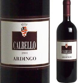 [2001] コンティ・コンスタンティ アルディンゴ・カルベッロ [Conti Costanti Calbello Ardingo]