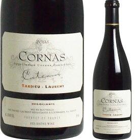 [2005] コルナス コトー タルデュー・ローラン [Cornas Coteau Tardieu-Laurent] ( フランス ローヌ ) ワイン 赤ワイン