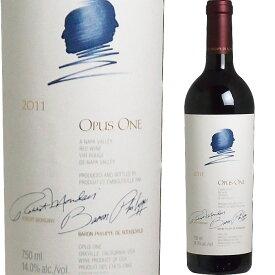 [2011] オーパス・ワン [Opus One] 750ml(アメリカ カリフォルニア) 赤ワイン