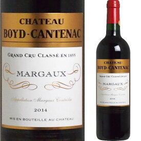 [2014] シャトー・ボイド・カントナック [Chateau Boyd Cantenac] フランス ボルドー マルゴー 赤ワイン ワイン